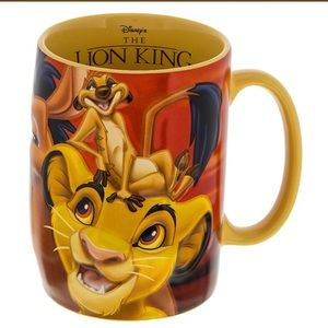 Disney Lion King Mug, Simba, Timon & Pumbaa